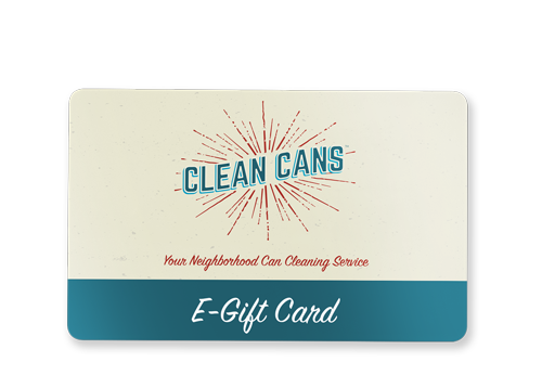 Clean Cans E-Gift Card