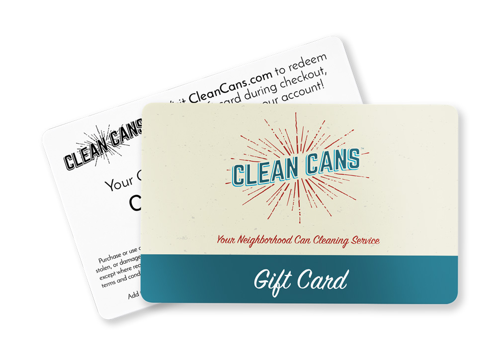 Clean Cans Gift Card