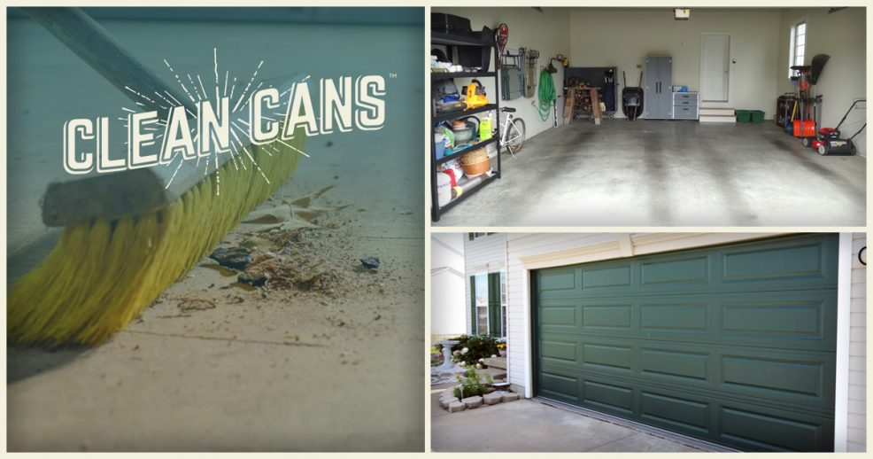 How To Keep Bugs Out Of Your Garage Clean Cans