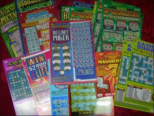 trash to treasure scratchoff