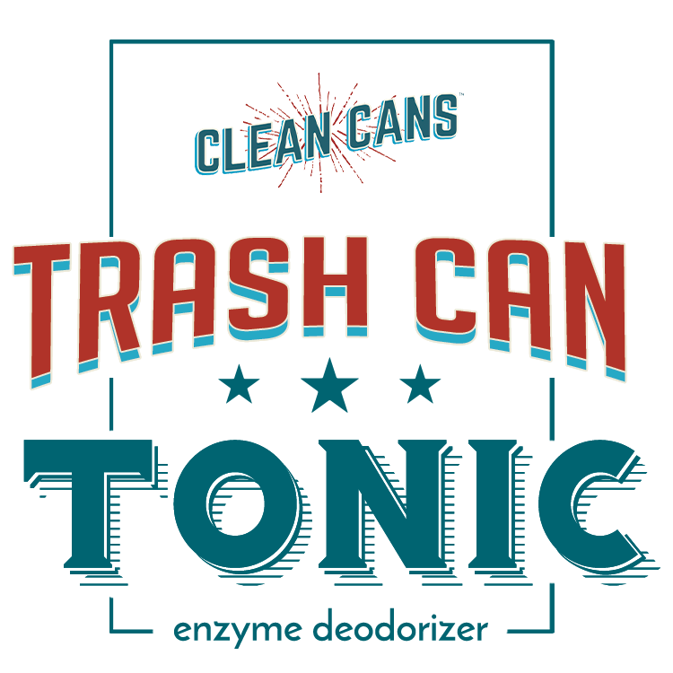 Clean Cans Trash Can Tonic